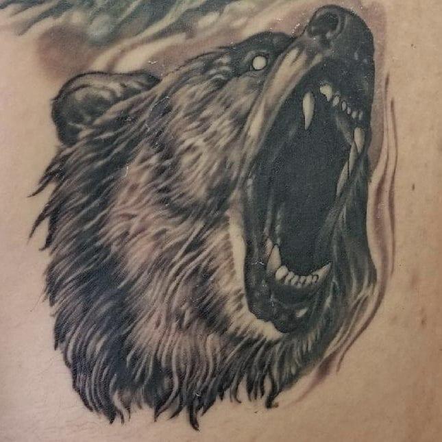 Ogden Tattoo Shop Art by Jake