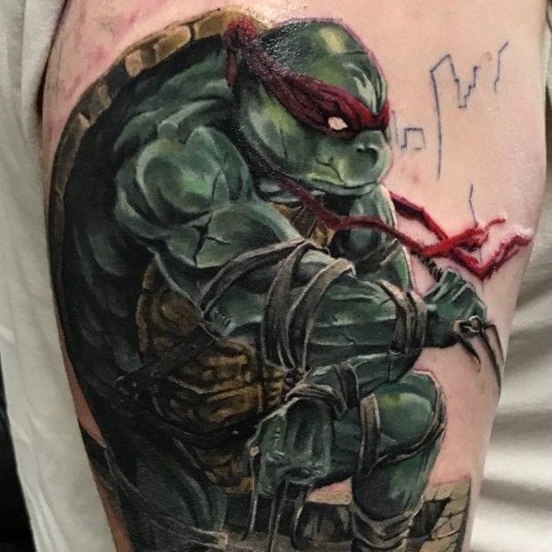 Ogden Tattoo Shop Art by Artee