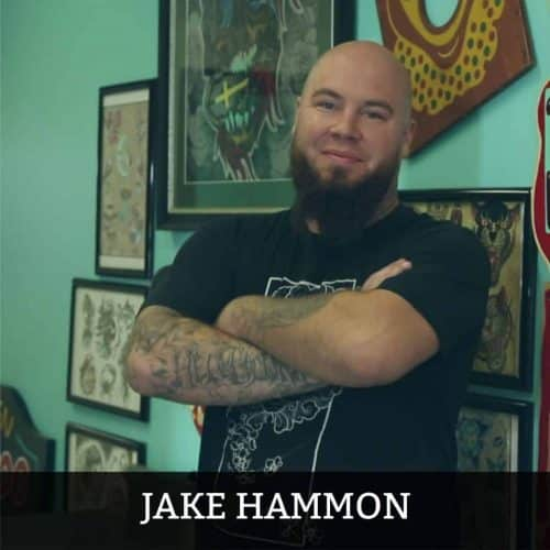 Ogden Tattoo Parlor Jake